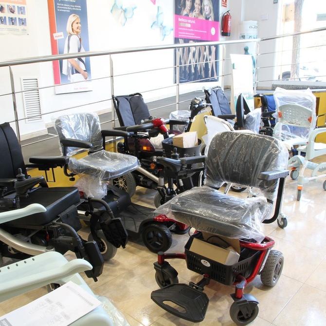 Ventajas de las sillas de ruedas eléctricas