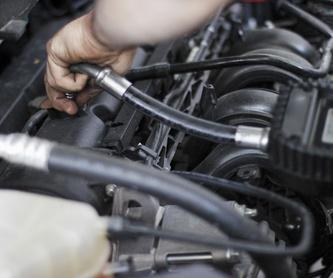 AUDI A5 SPORTBACK 2.0 TFSI: Limpieza Filtro de Particulas  de Huracán Motor
