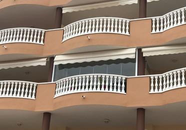 Cerramientos de terrazas
