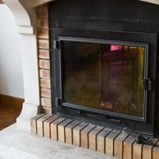 Las ventajas de la chimeneas con cassete