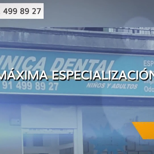 Odontología pediátrica en Rivas-Vaciamadrid | Clínica Dental Dra. Ana Lucía