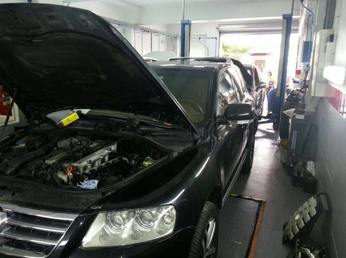 Electromecánica: Servicios de Talleres Piñero