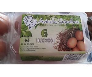 Todos los productos y servicios de Granja dedicada a la venta de productos avícolas: Avícola Sánchez