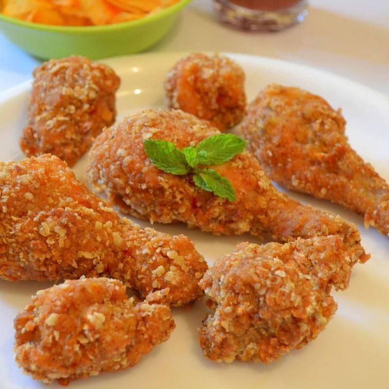 POLLO BROSTER (CRUJIENTE): CARTA DE PRODUCTOS de Chicken Grill