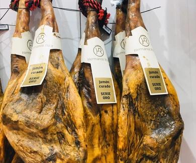 Los mejores jamones en Carnicería Romero Espinosa