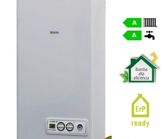 Beretta Ciao Green 25 C.S.I. : Productos    de Serviclima Soluciones Integrales