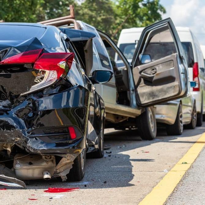 La responsabilidad compartida en los accidentes de tráfico