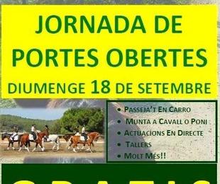 III JORNADA DE PUERTAS ABIERTAS