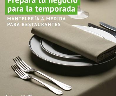 Mantelería a medida en Málaga