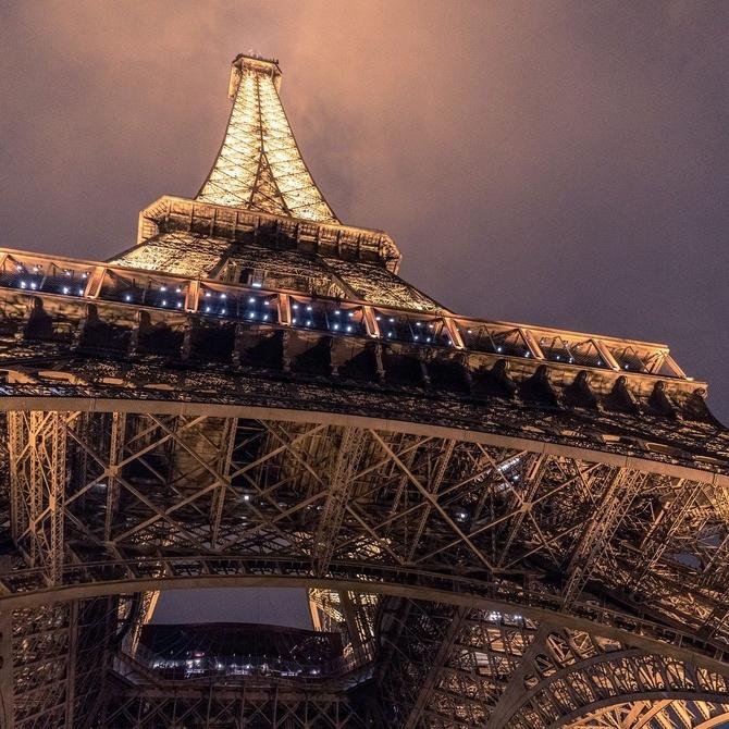 La estructura de hierro más famosa del mundo