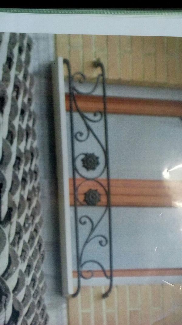 rejas decorativas en Vitoria