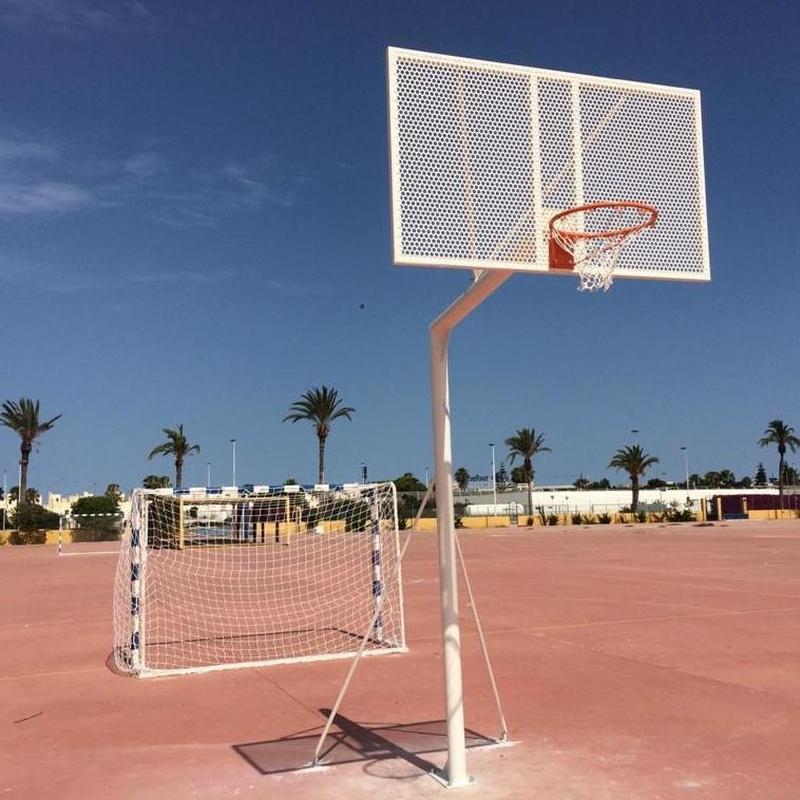 Canasta de baloncesto, Flama Levante