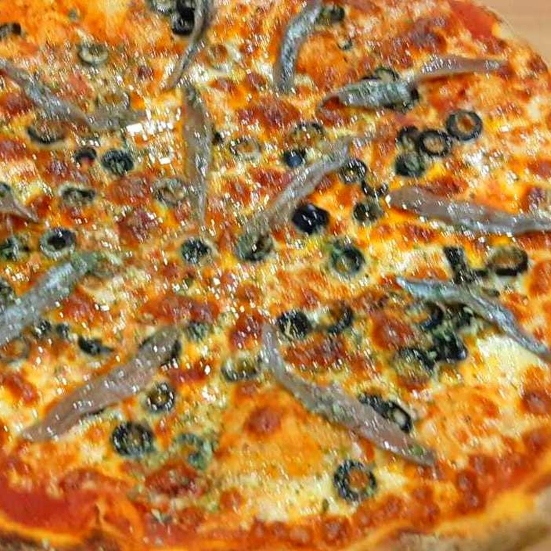PIZZA ANCHOA