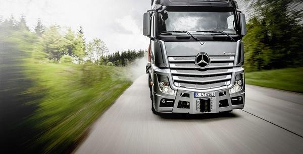 Camiones: Vehículos de Mercedes Benz Aguinaga