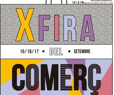 X FIRA DEL COMERÇ de la Pobla de Vallbona!!!