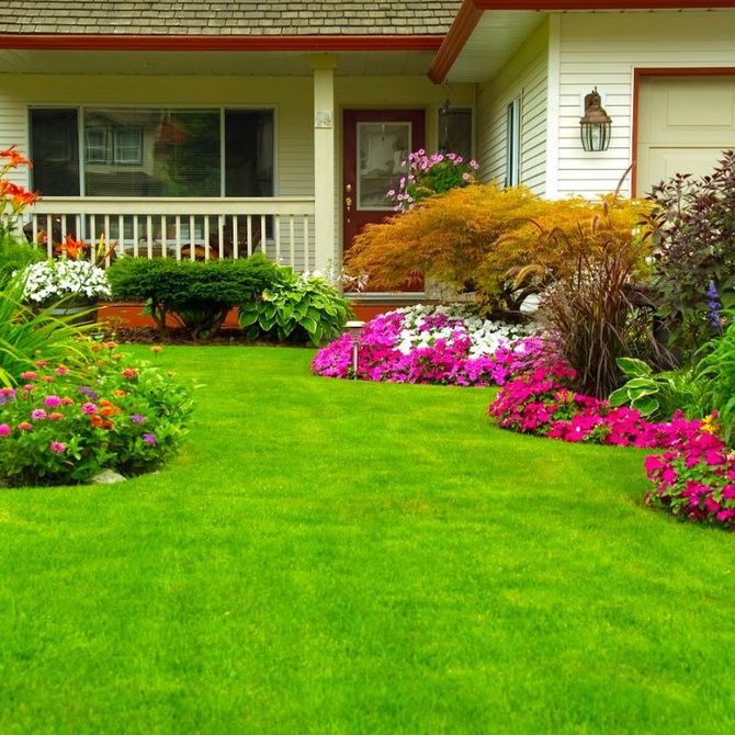 Alegra tu jardín esta primavera