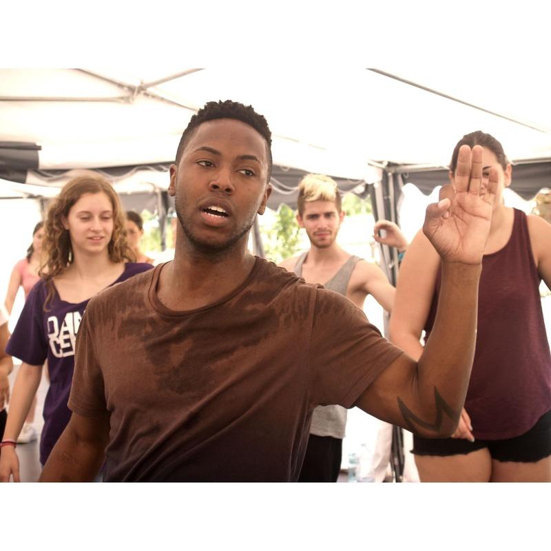 Clases de Gangsta en Valencia: Clases y Campamentos de Dance Center Valencia