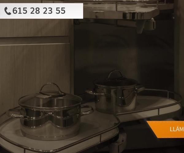Cocinas a medida en Erandio: Aldairu Cocinas