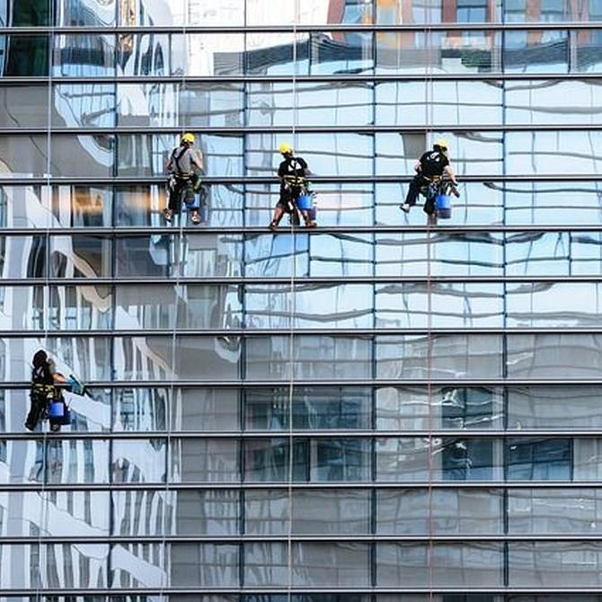 El origen de los trabajos verticales