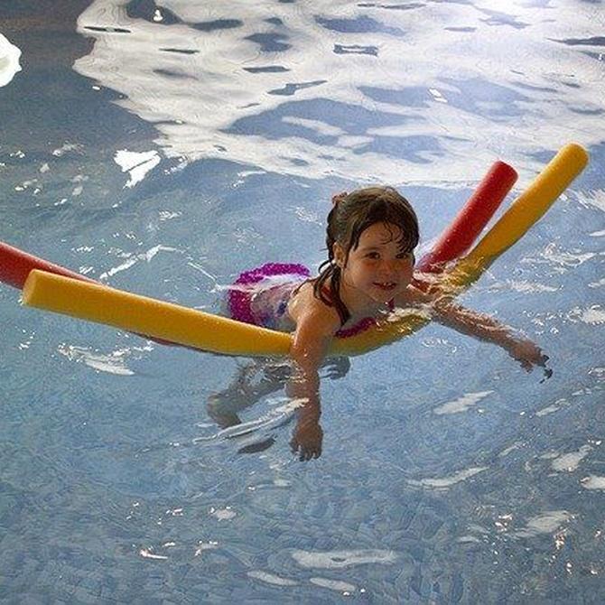 Los beneficios de la natación en la infancia