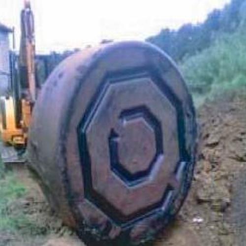 Pozo septico prefabricado en Bilbao