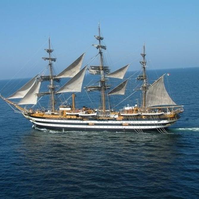 ¿Sabes distinguir las partes de un barco?