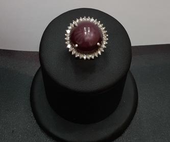 Pulsera de perlas y oro, diamantes y rubís esmaltada: Compra Venta de Oro y Plata de MR. SILVER & GOLD