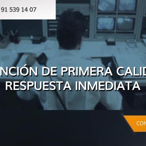 Empresa de vigilantes y guardas de seguridad Madrid