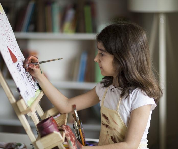Clases de Dibujo para Niños: Servicios de Ametsak
