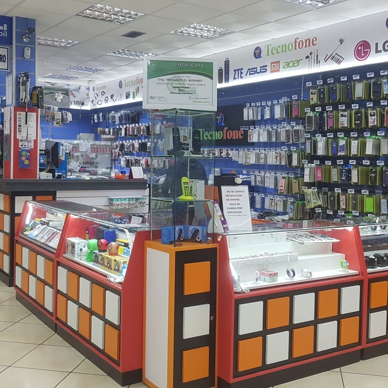 Mantenimiento y reparación: Servicios de Tecnofone