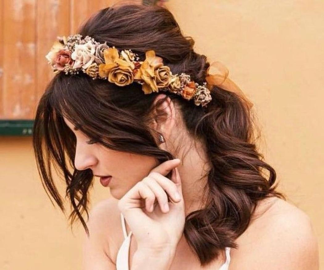 Recogidos y peinados para novias