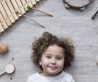Peluquería: Servicios  de Escuela Infantil Menuts