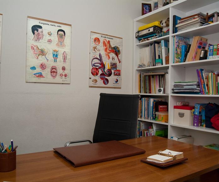 Logofoniatría : Catálogo de Vicente Gómez Barreiro