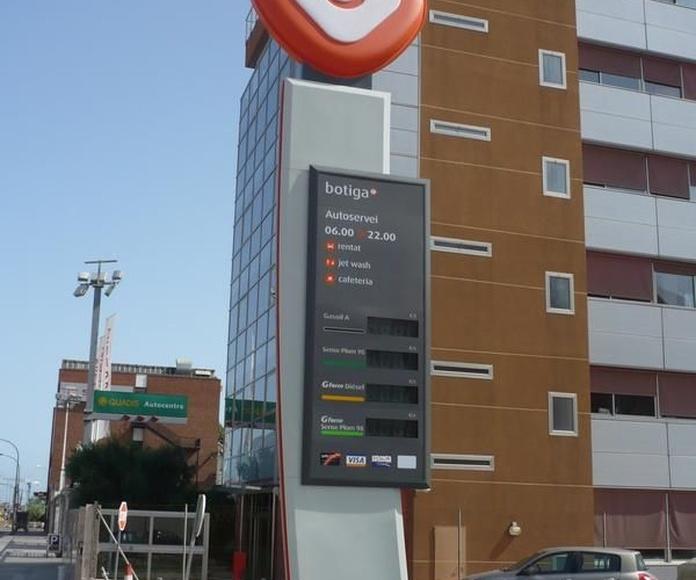 Proyectos de Imagen: Nuestros servicios de PetroSuport