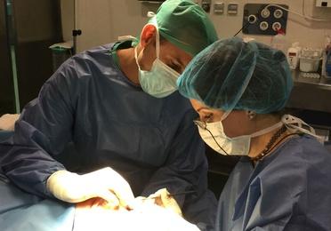 Cirugía mayor