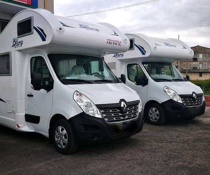 Venta de autocaravanas: Servicios de Isvacars Talleres