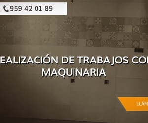 Materiales de construcción Villalba del Alcor | Hermanos Garespi