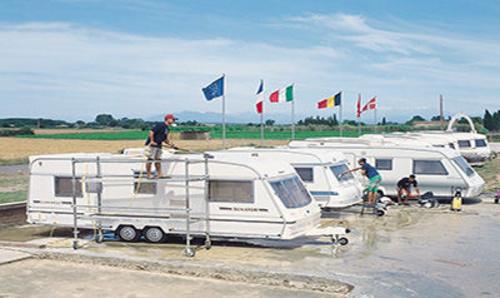 Fotos de Caravanas y autocaravanas en Ventalló | Caravan Inn, S.L.
