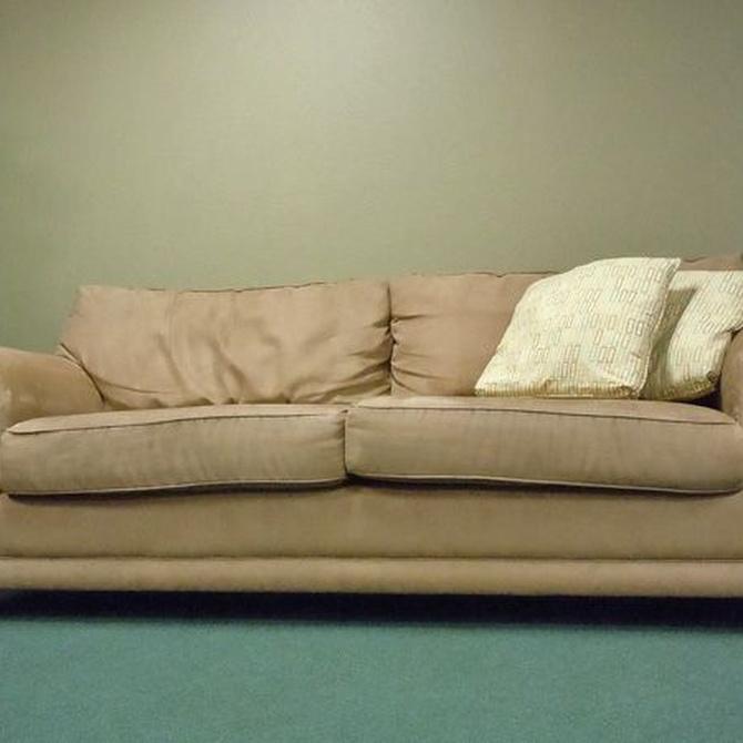 Ventajas e inconvenientes de los sofás de piel