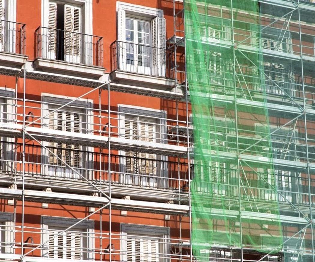 Razones y beneficios de rehabilitar una fachada