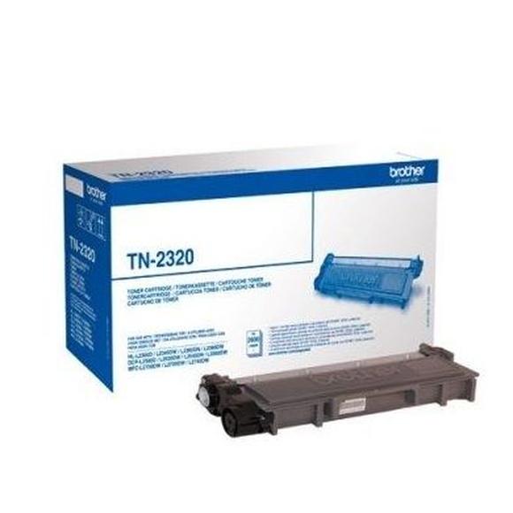 BROTHER TN2320 Tóner Negro MFCL2740DW: Productos y Servicios de Stylepc