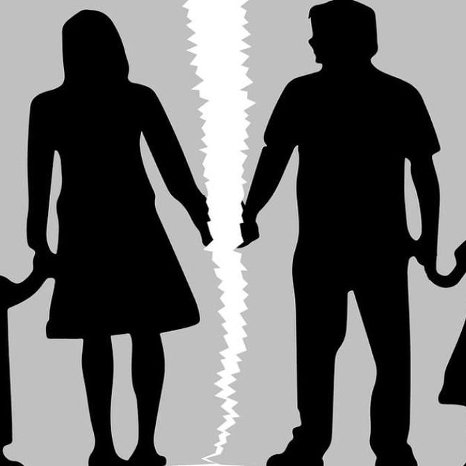 Cómo actuar ante un divorcio con hijos