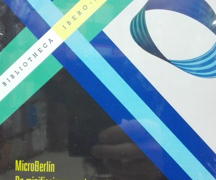 MicroBerlin De minificciones y microrrelatos