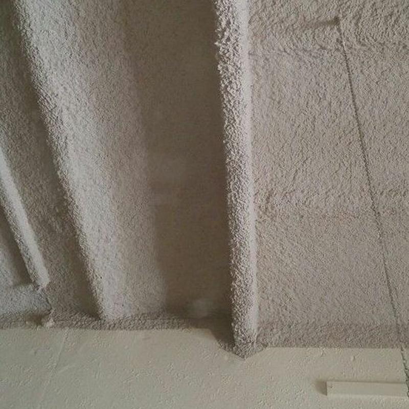 Mortero ignifugo para estructuras metalicas de vermiculita PROTECT: SERVICIOS  de Ignifugaciones Lotor S.L.