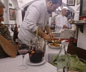 Comer bien en Madrid-Restaurante Viña P.