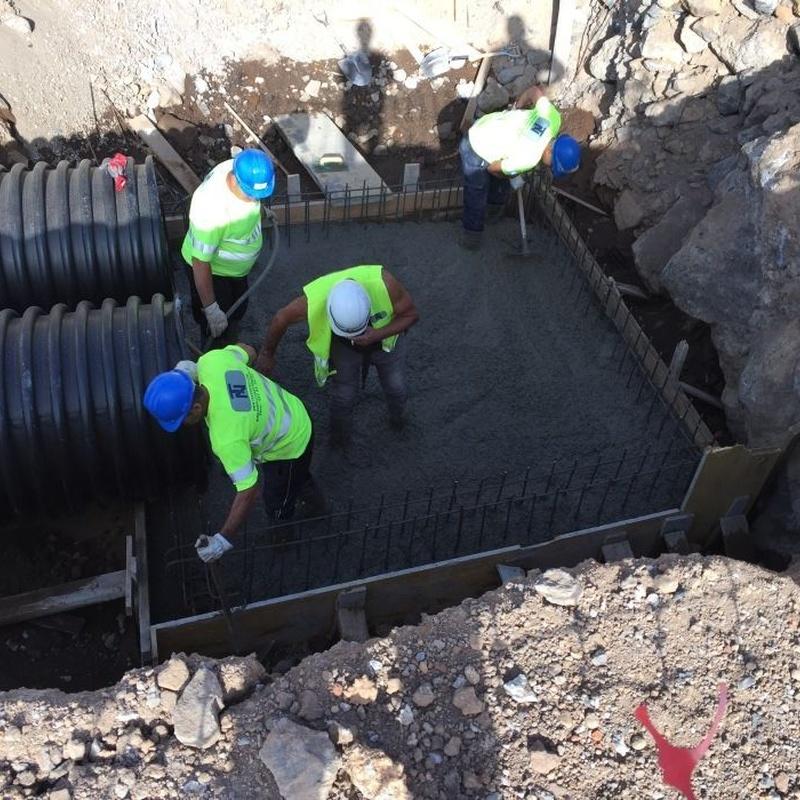 Construcción: Servicios de Grupo Nino