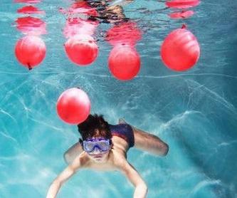 Natación niños: Actividades de Escuela de Natación Baby Fusión