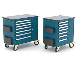 Herramientas y mobiliario de taller