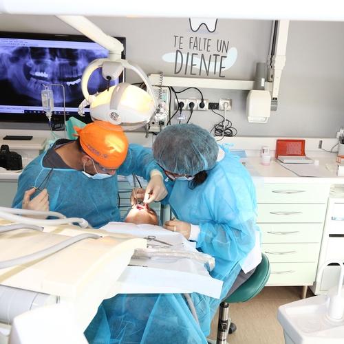 Especialistes en rehabilitació oral