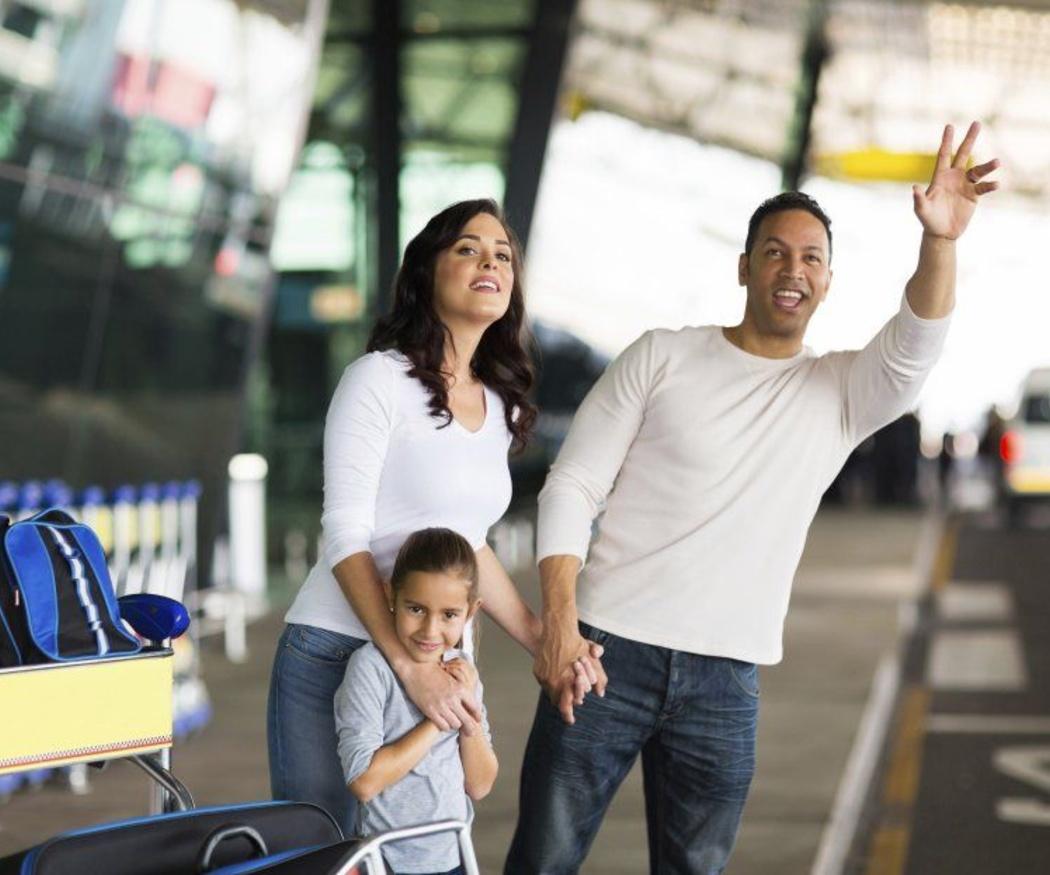 Cosas a tener en cuenta para viajar con niños en taxi